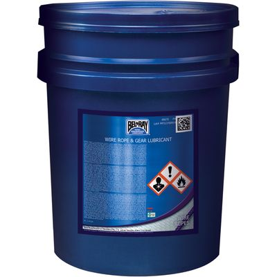 Bel-Ray wire rope & gear lubricant