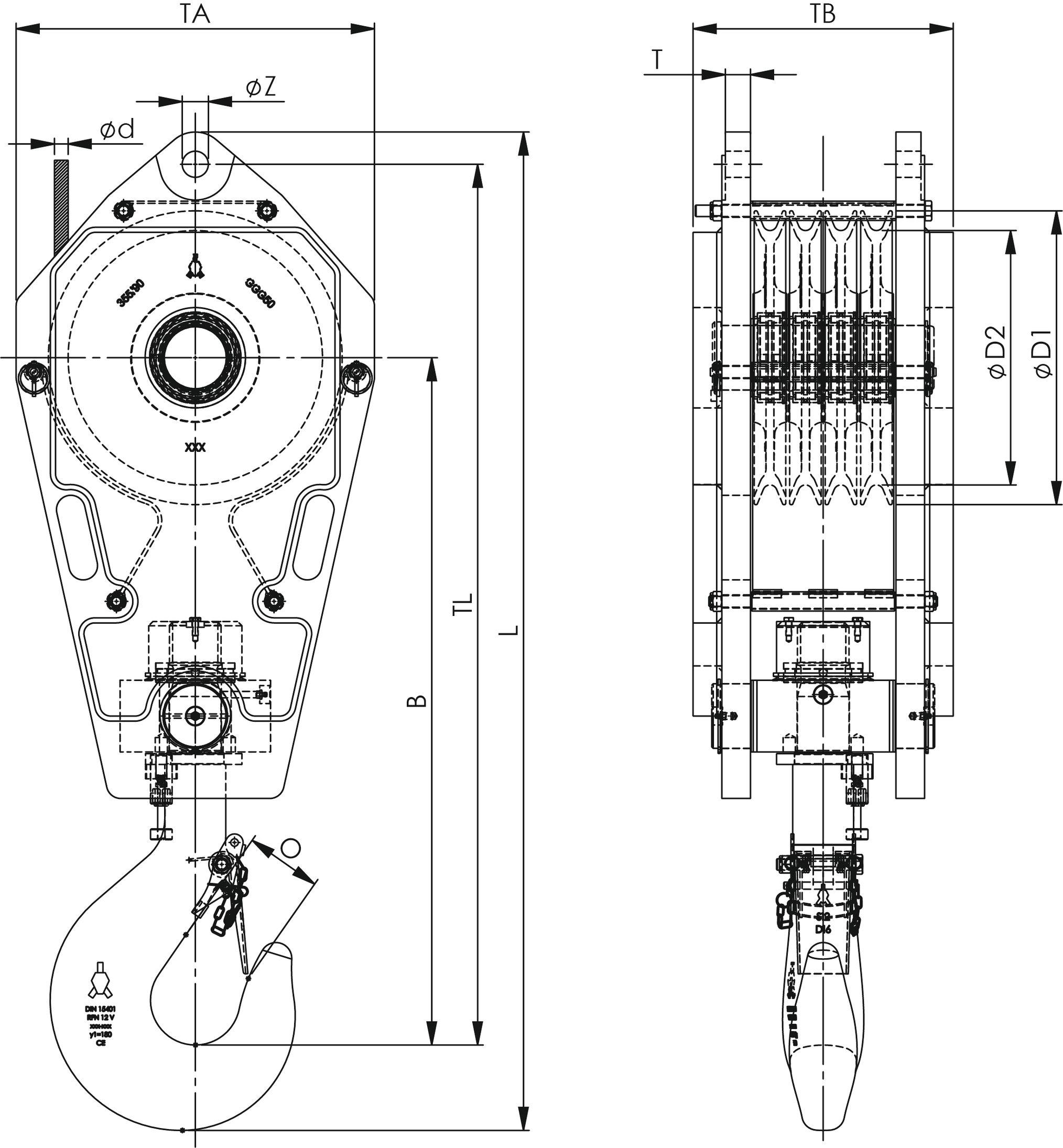 sheave reeving diagram wiring diagram third levelsheave crane block reeving diagram bridge wiring schematic crane reeving fast reeve crane blocks 4 sheave