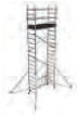 COMPACT folding scaffold unit, single platform Z500 (high) 5
