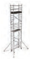 COMPACT folding scaffold unit, single platform Z500 (high) 7